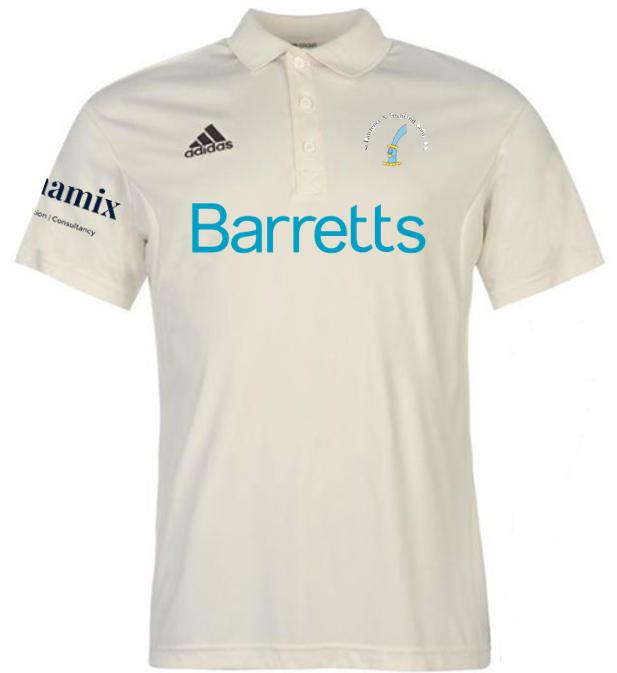 St Lawrence and Highland Court CC Adidas Pro Short Sleeve Polo