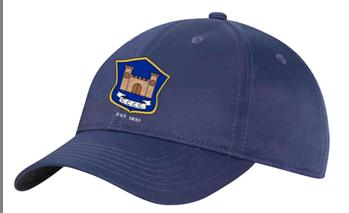 Castle Cary CC Navy Baseball Cap