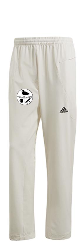 Harborough Taverners CC Adidas Elite Junior Playing Trousers