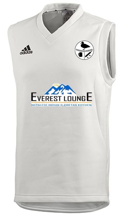Harborough Taverners CC Adidas Elite Junior Sleeveless Sweater