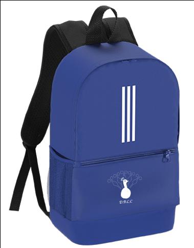 Dell Boys CC Blue Training Backpack
