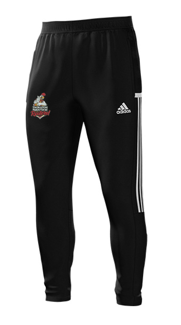 Thornton Bantam Roosters Adidas Black Training Pants