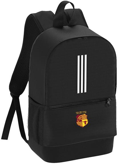 Walton Park CC Black Training Backpack