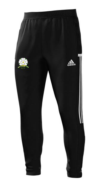 Loftus CC Adidas Black Training Pants