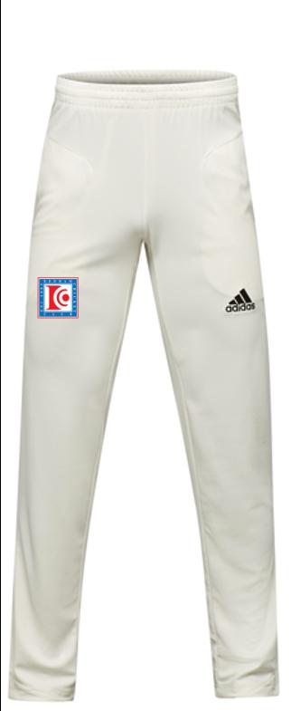 Dedham CC Adidas Pro Junior Playing Trousers