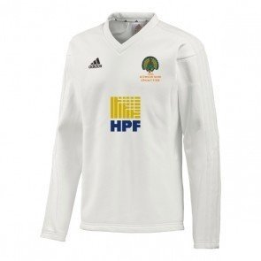 Astwood Bank CC Adidas L-S Playing Sweater