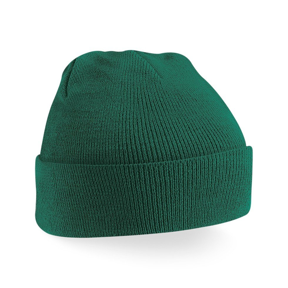 Notts and Arnold CC Green Beanie