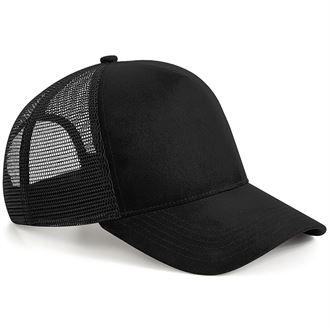Bedford Thunderbolts Black Trucker Hat