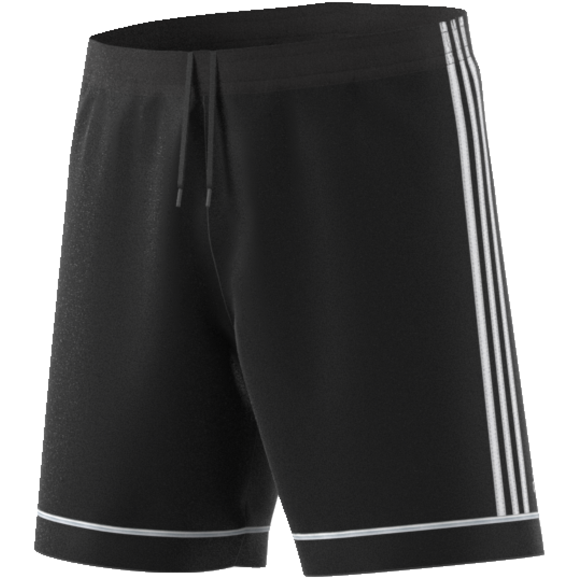 Duncombe Park CC Adidas Black Training Shorts