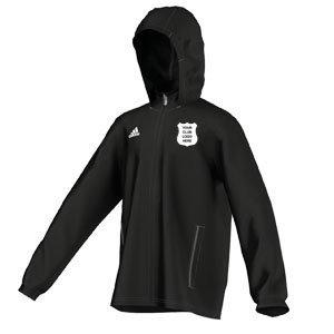 Upperthong CC Adidas Black Rain Jacket