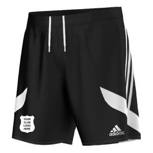 Fairburn CC Adidas Black Junior Training Shorts