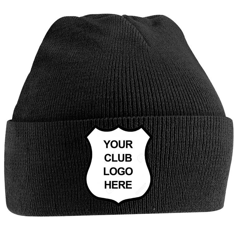 Corus Sports Group Adidas Black Beanie