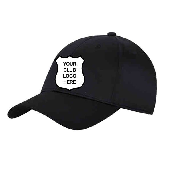 Clayton West CC Adidas Black Baseball Cap