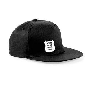 Haworth Road CC Adidas Black Snapback Hat