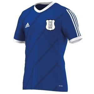 Fairburn CC Adidas Blue Junior Training Jersey