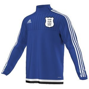 Fairburn CC Adidas Blue Junior Training Top