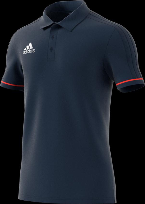 Ansty CC Adidas Navy Polo