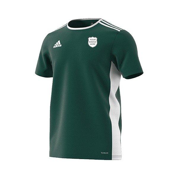Green Moor CC Adidas Green Training Jersey