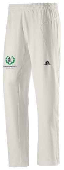 Clackmannan County CC Adidas Junior Playing Trousers
