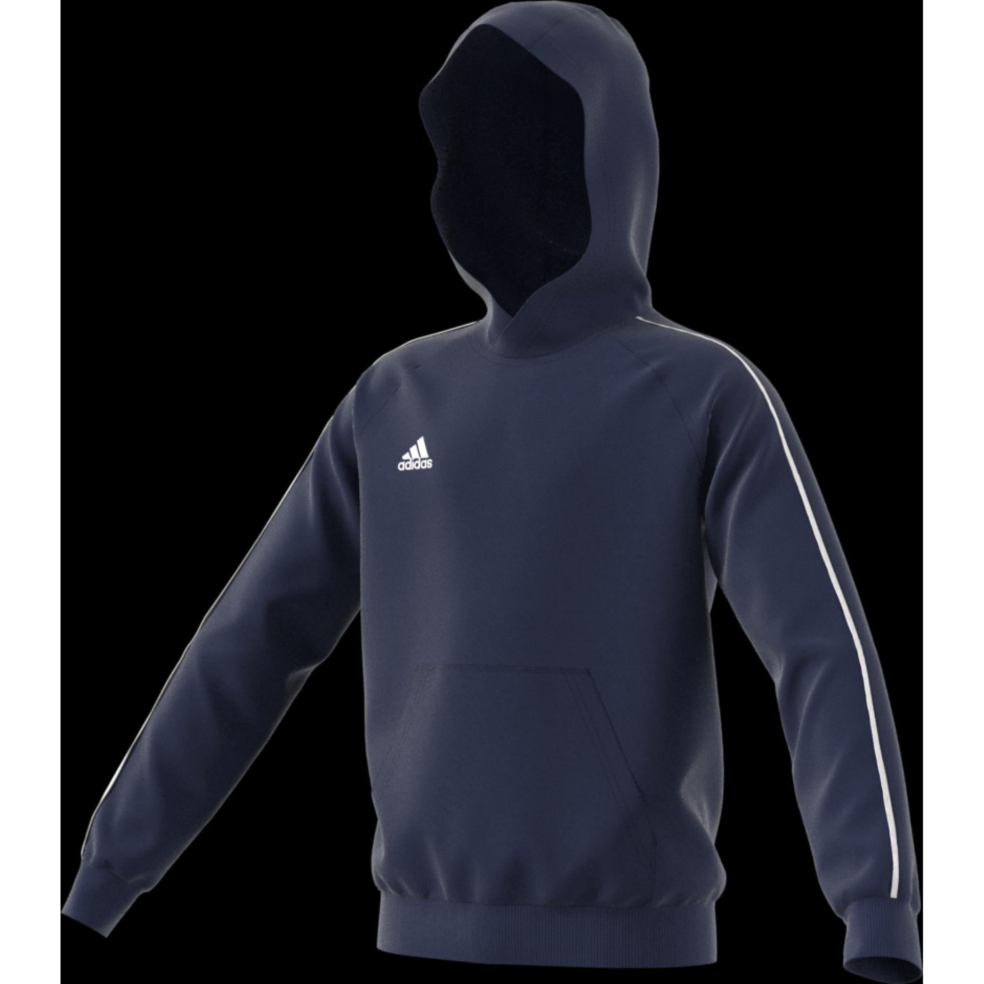 Hartley Country Club CC Adidas Navy Junior Hoody