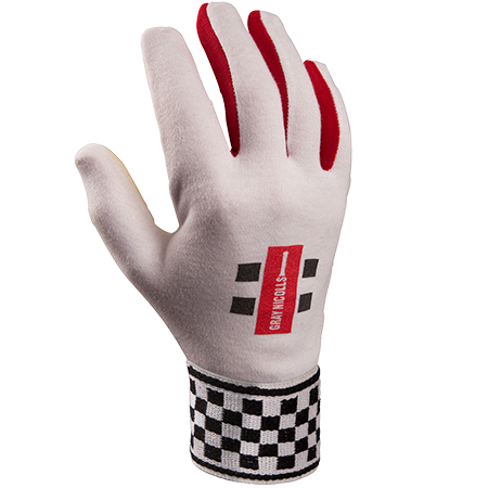2017 Gray Nicolls Full Finger Chamois Padded Wicket Keeping Inners