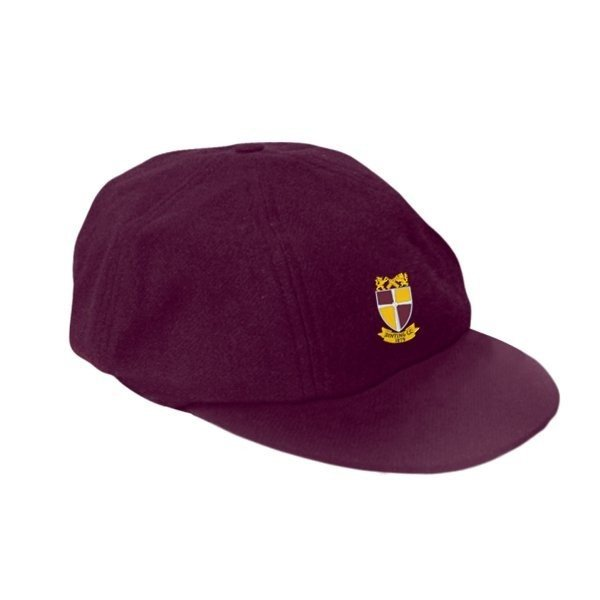 Dinting CC Albion Maroon Baggy Cap