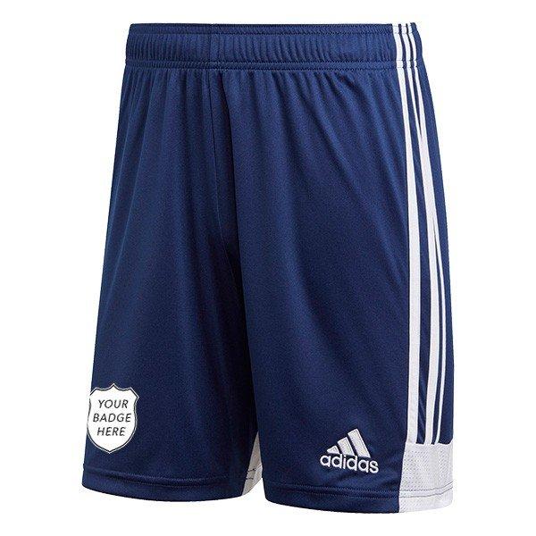 Wallington CC Adidas Navy Junior Shorts