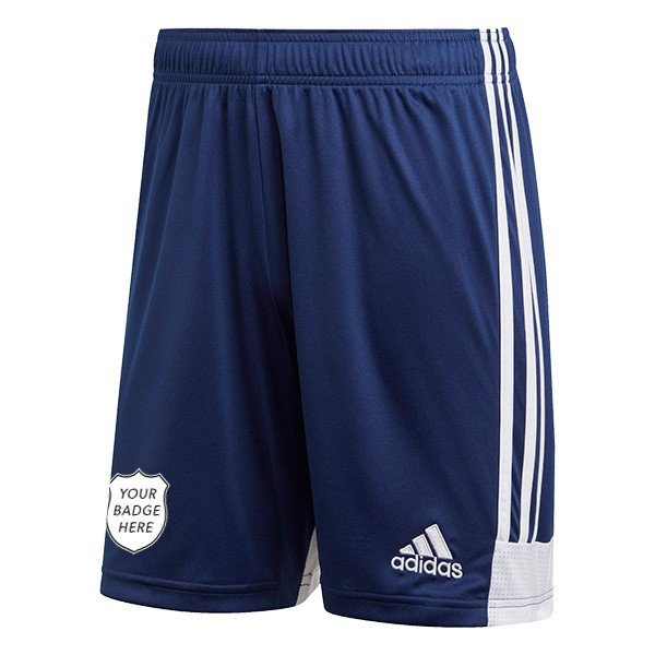 Sowerby St Peters CC Adidas Navy Training Shorts