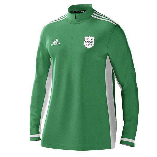 WEM CC Adidas Green Training Top