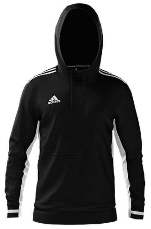 East Horsley CC Adidas Black Junior Hoody