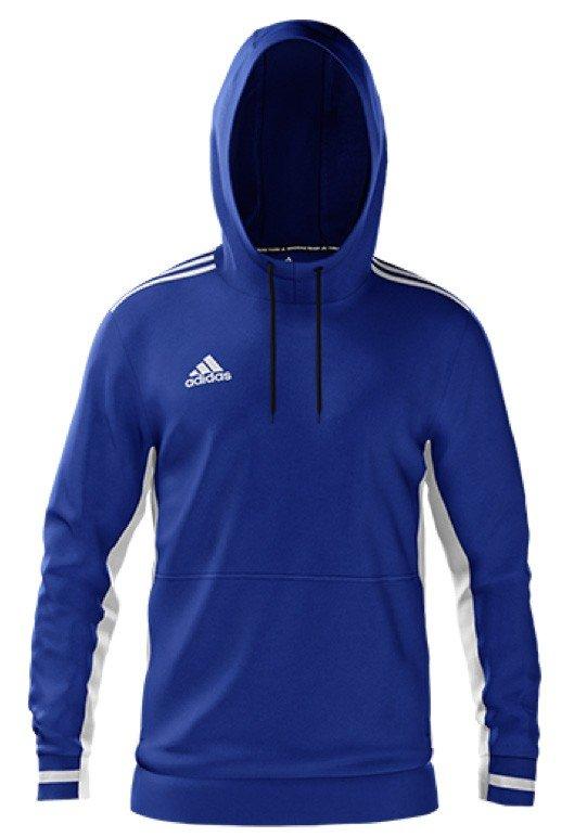 Harborough Taverners CC Adidas Royal Blue Junior Hoody