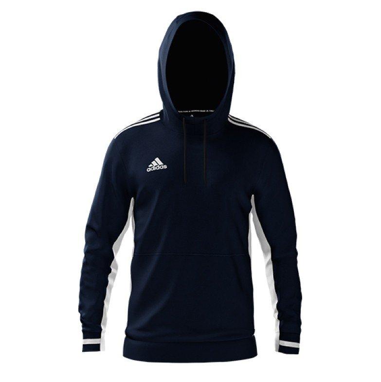 Shanklin CC Adidas Navy Junior Hoody