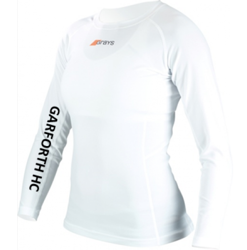 Garforth HC Ladies Baselayer (GARFORTH HC on sleeve)