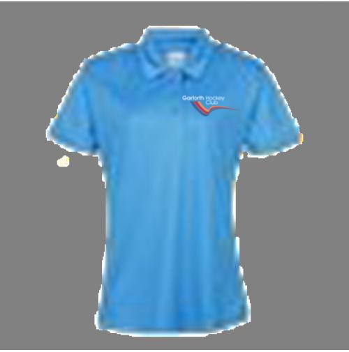 Garforth HC Ladies Polo Shirt