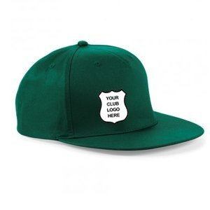 Kibworth CC Green Snapback Hat
