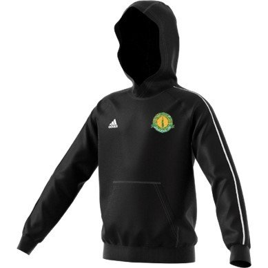Checkley CC Adidas Black Hoody