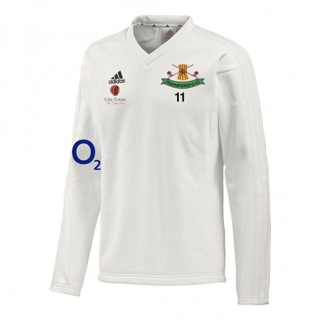 Rainford CC Adidas L/S Playing Sweater