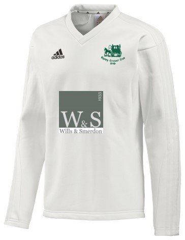 Ripley CC (Surrey) Adidas L/S Playing Sweater