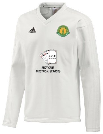 Checkley CC Adidas L-S Playing Sweater