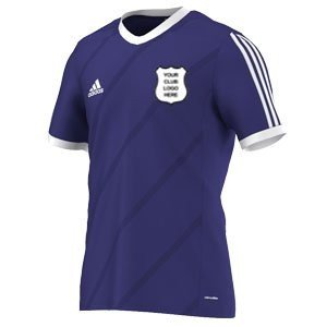 Wooton and Boars Hill CC Adidas Navy Junior Training Jersey