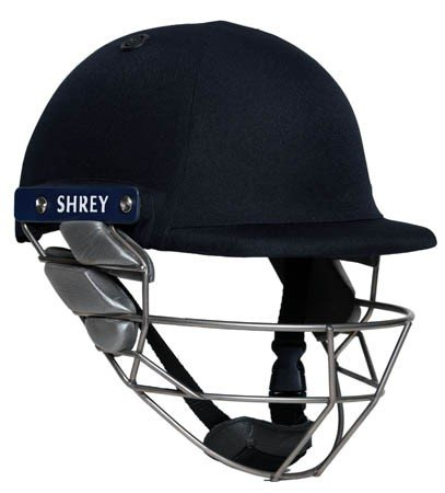 2017 Shrey Pro Guard Stainless Steel Wicketkeeping Cricket Helmet