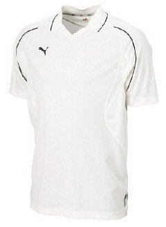 Puma Junior Short Sleeve Playing Shirt