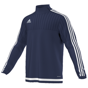 Whitkirk BC Adidas Navy Training Top