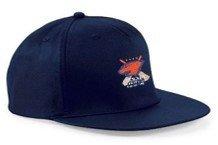 Cuckney CC Navy Snapback Hat