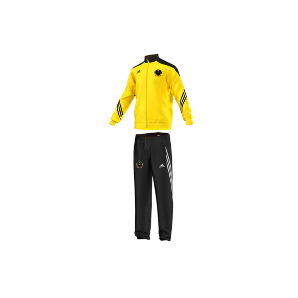 The Soccer Akidemy Adidas Presentation Tracksuit (Adult Sizes)