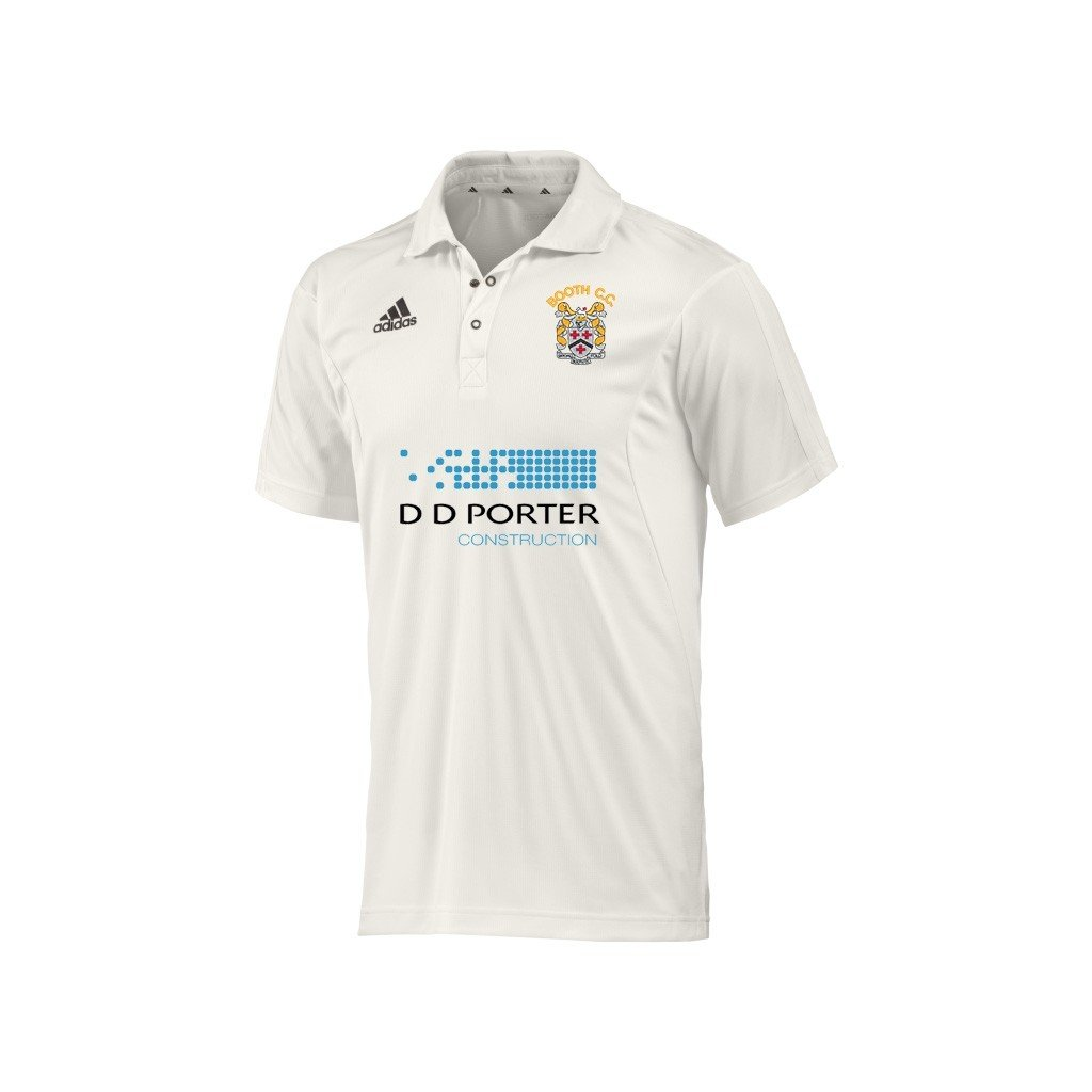 Booth CC Adidas S-S Playing Shirt