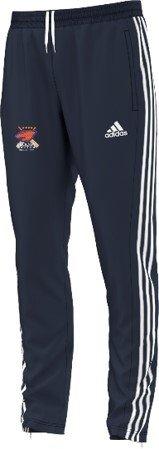 Cuckney CC Adidas Junior Navy Training Pants