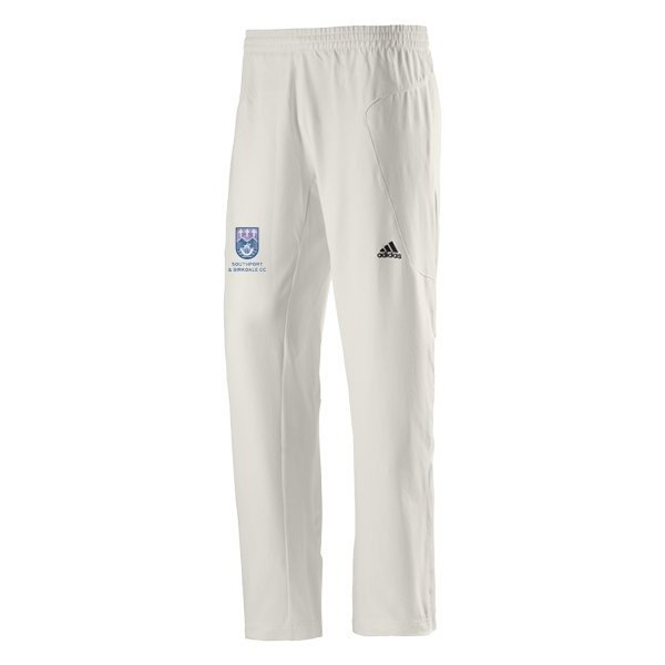 Southport and Birkdale CC Adidas Playing Trousers