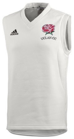 University of Central Lancashire CC Adidas S-L Playing Sweater