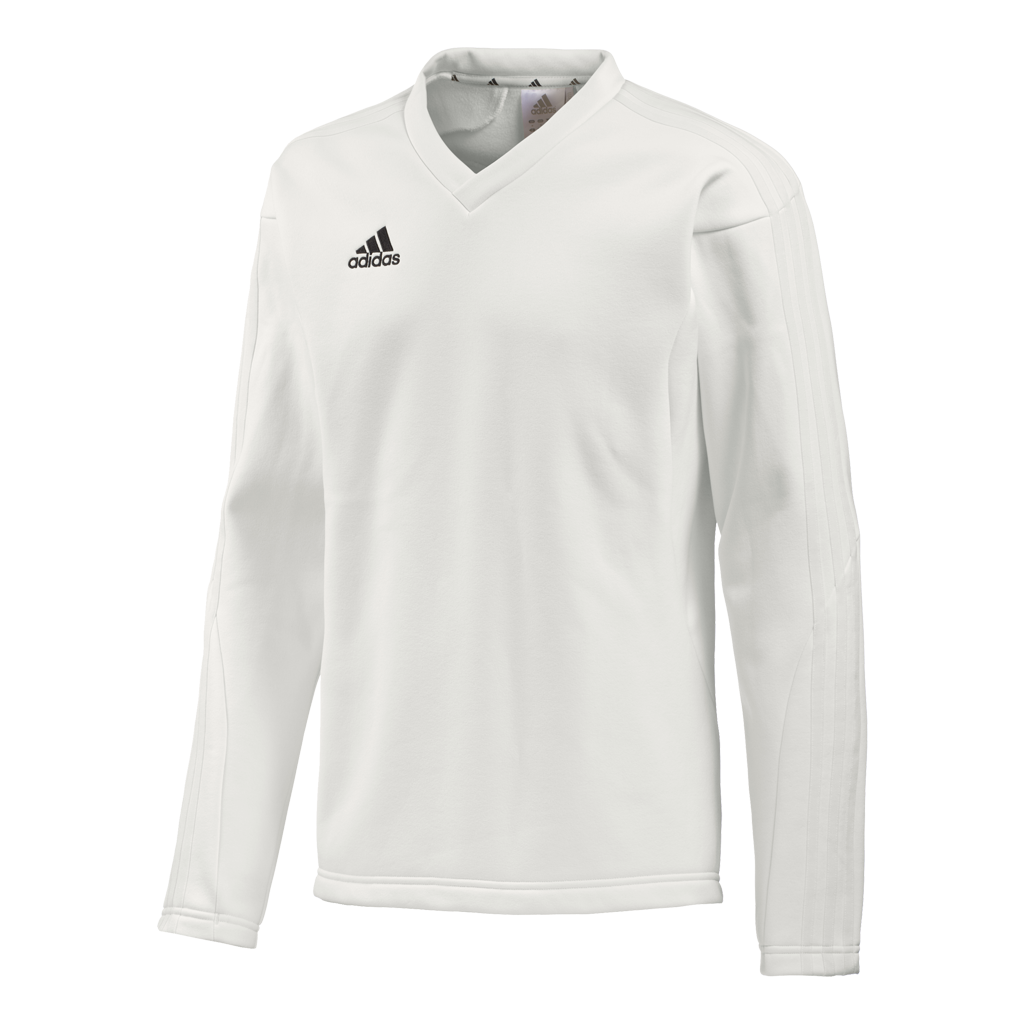 Ashby Hastings CC Adidas L/S Playing Sweater